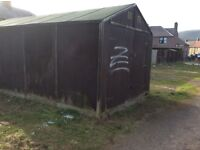 Large Wooden Garage For Sale Due To Council not renewing ground lease this year :( .