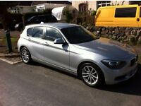 BMW 1 series, New BMW fitted engine only done 100 miles with full 3 year warrenty