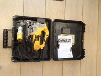 Dewalt 331k lx 110v jigsaw