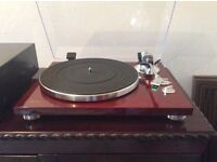 Turntable boxed . May px