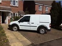 Excellent condition ford transit connect