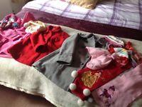 Girls Clothes Bundle 12/18 months, 3/4 yrs, 5/6 yrs