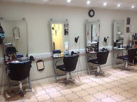 Hairdresser wanted to rent space in my salon in St Ives Cambridge