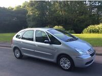 CITROEN XSARA PICASSO 1.6 DESIRE 2006. BARGAIN! GOOD SERVICE HISTORY. ONLY 2 OWNERS. MOT APRIL 2017