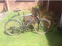 Giant Terrago Mountain Bike For Sale