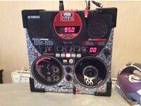 Yamaha DJX-IIB Sound machine scratch box All in one DJ Gear