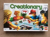 Lego Board Game Creationary