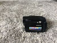 Mint condition Samsung DVD camcorder