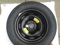 Spare Wheel with Bridgestone Radial Tyre . Brand New