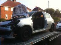 Renault Clio 1.5 2008 breaking