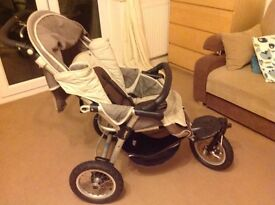 Pushchair, good condition, collection only from St. George Bristol