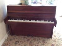 Modern overstrung piano