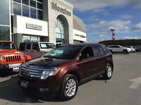 2010 Ford Edge SEL, Power Driver Seat, Fog Lamps, Clean Carproof