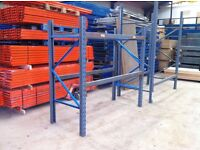 DEXION SPEEDLOCK HEAVY DUTY INDUSTRIAL WAREHOUSE LONGSPAN PALLET RACKING UNIT
