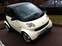 2006 SMART FOR TWO PURE 61 AUTO PETROL