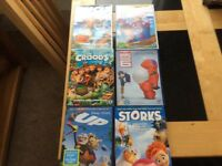 Job lot of children's DVDs