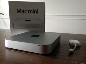 Mac Mini 2.5Ghz i5 -8 Gig Ram - 525 SSD + Magic Mouse - Boxed in excellent condition
