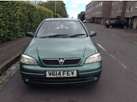 VAUXHALL ASTRA CLUB AUTOMATIC FIVE DOOR HATCHBACK