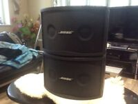 Bose 802 III Speakers ( pair)