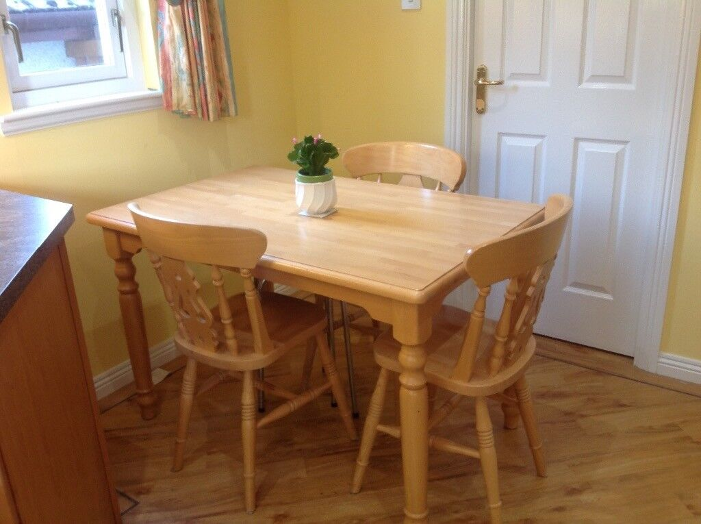 kitchen table and chairs for sale glasgow south side