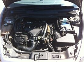 Volvo v50 2.0 se d running with fault code p0193 buyer must remove from car yourself