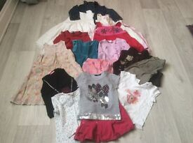 Huge bundle of girls clothes age 2-3years (16 items)