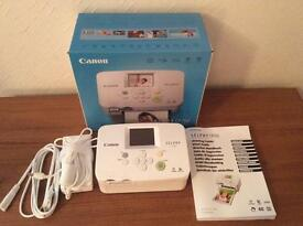 Canon Selphy CP760 Photo Printer
