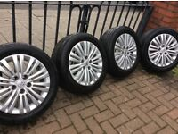 "16"" Vauxhall Zafira alloys"