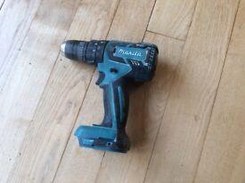 Makita brushless 18v drill body only