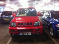 Suzuki Jimny petrol and Gas estate 4x4. 3 Door