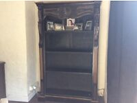 Book shelf,display cabinet,shabby chic,