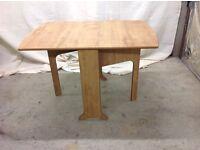 Drop leaf table. Excellent condition.