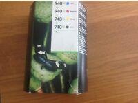 HP940XL Multipack cartridge