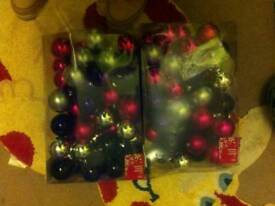 Brand new baubles