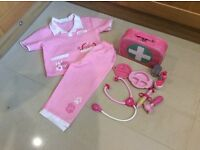 Early Learning Centre Vet's Case & Outfit