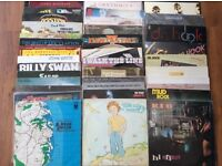 Vinyl for sale about 110 Lps and some picture discs
