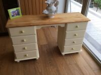 Beautiful old solid pine dresser