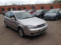 2008 Chevrolet Lacetti 1.6 Good Runner with mot