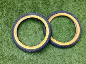 TYRES FOR CHILDS BIKE