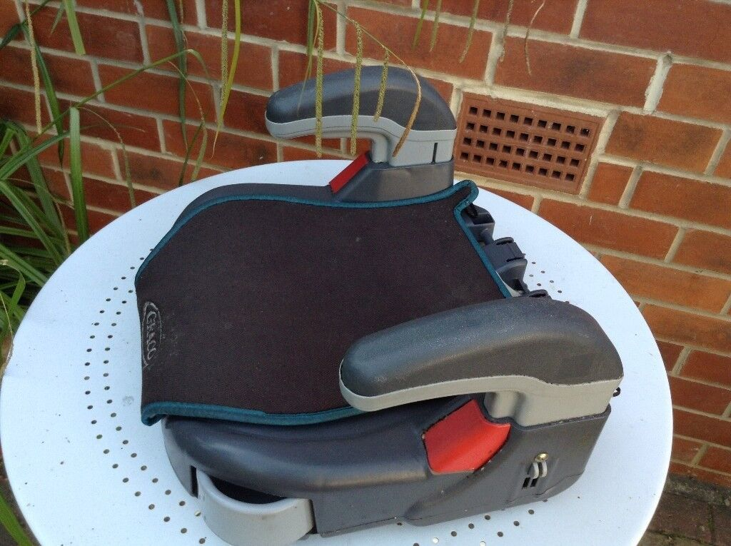 Graco Child Car Seat With Bottles Holders
