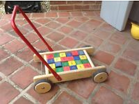 Walker brick trolley