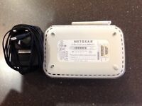 Netgear WGR614. 54 Mbps Wireless Router. In perfect working order. Used No box