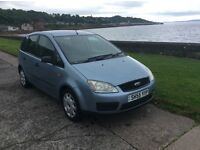 NICE LATE 55 FORD CMAX TDCI LX DIESEL++FULL MOT++2 PROFESSIONAL OWNERS++A MUST