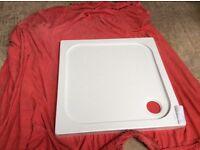 Shower tray brand new 76x76