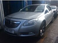 VAUXHALL INSIGNIA, 2.0 CDTi, 2011 BODY SHELL ONLY, FOR SALE