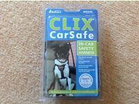CLIX CarSafe Dog car harness