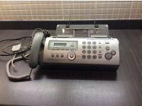 Panasonic Fax Machine/Photo Copier