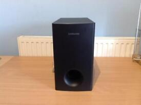 SAMSUNG SUBWOOFER PS-WTZ222 REPLACEMENT FOR SAMSUNG HOME CINEMA HT-TZ222