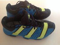 Adidas indoor court footwear