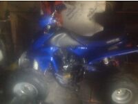This quad is in good condition starts first time all the time,